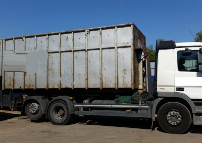transport zlomu Stan Mar 2
